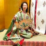 Dress in a Kimono and Discover Karuta at Omi Jingu Shrine