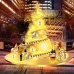 Moët & Chandon Brings Holiday Cheer to Tokyo Midtown