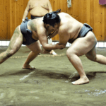Watch Early Morning Sumo Training