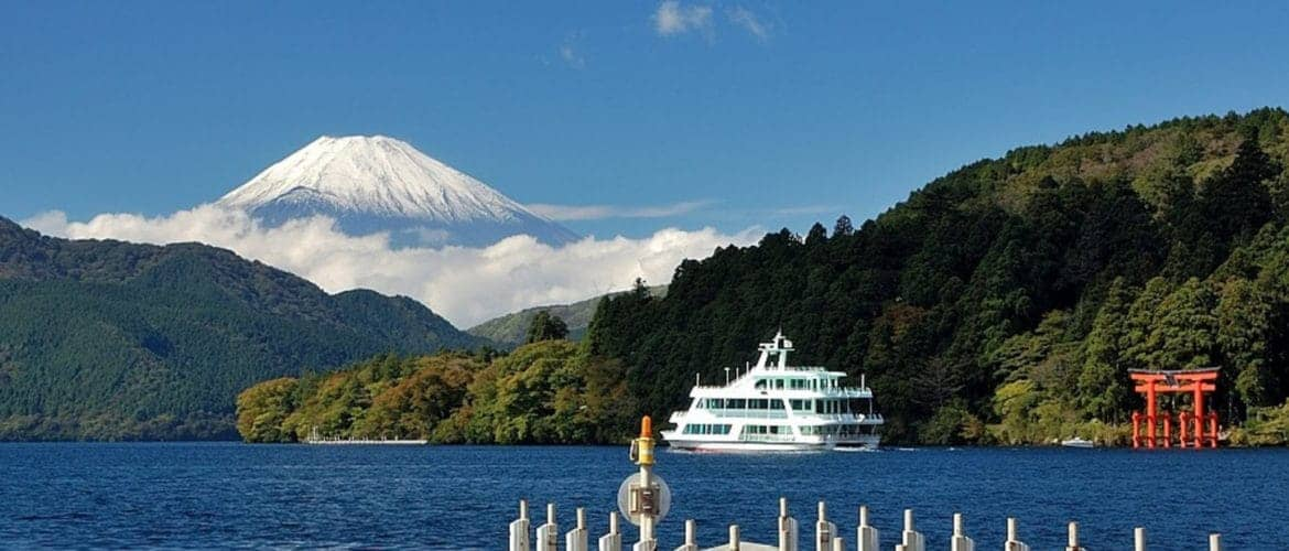 Mt. Fuji& Hakone Tour