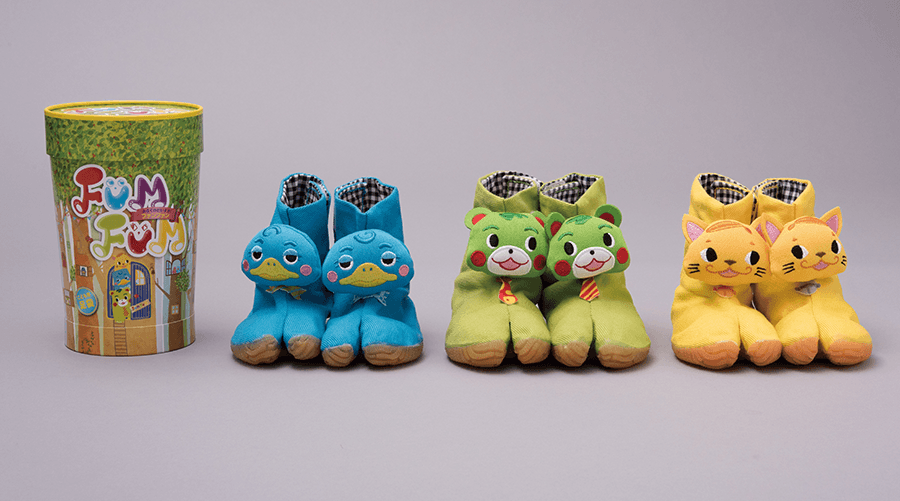 childrens tabi shoes with animal designs