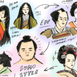 Nihongami: Japanese Hairstyles Through the Ages