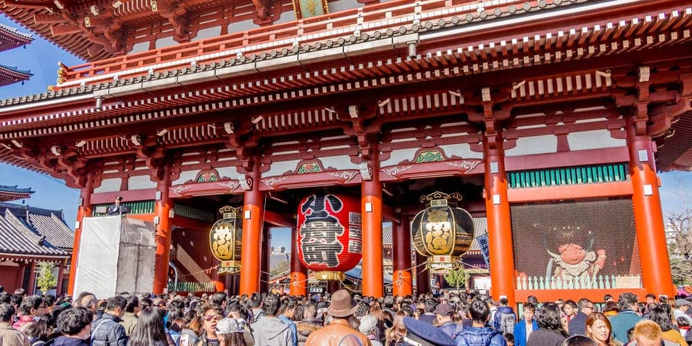 Japan 39 s 10 most popular shrines and temples for hatsumode for Tokyo what to see