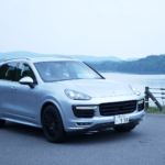 What It's Like to Drive a Porsche SUV Around Fukushima's Countryside