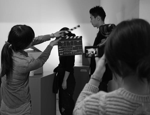 English Language Film School short film course