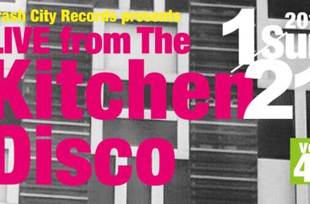 live from the kitchen disco papera restaurant tokyo