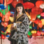 New Kimono Fashion Brand Combines East and West for a Bold Look