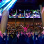 Party 350 Meters Above Ground at Super Skytree Disco