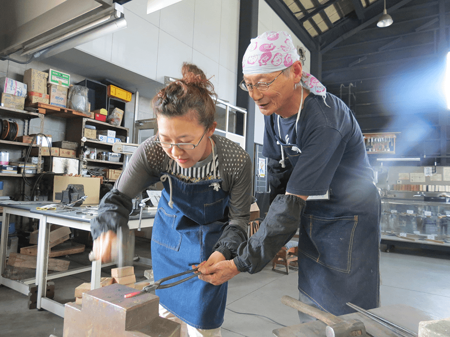 sanjo knife making workshops