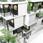 Stylish Capsule Hotel with Coffee Stand Comes to Akasaka in May