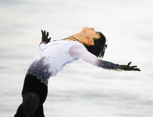 Yuzuru Hanyu figure skating