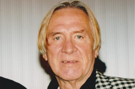 Bill Hersey, society columnist for Tokyo Weekender