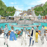 Japan's Biggest Beer Garden Heads to Hibiya Park This May