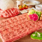 Low Carb Lamb Meat Shabu-shabu Restaurant Opens in Ginza
