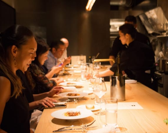 Marks Table Ginza