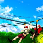 Cruise on a Zip Line at Forest Adventure Mishima Skywalk