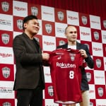 Barcelona Football Legend Andrés Iniesta is Moving to Japan's J-League