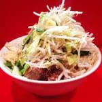 Jiro: The Best Junk Food Ramen in Tokyo