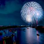 Top 10 Fireworks Festivals in the Tokyo Area