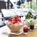 Shaved Ice Made From Nikko Ice Hits Aoyama