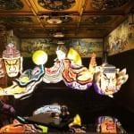 Visit Tokyo's Largest Illumination Art Festival at Hotel Gajoen