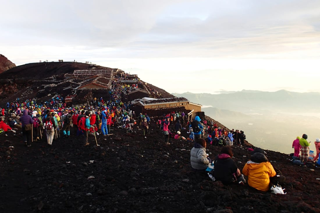Sunrise at Mount Fuji: Your Complete Climbing Guide