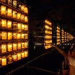 Lantern Summer Festival Comes to Odawara