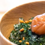 Tokyo Saryo Offers Olive Oil-Marinated Ume Ochazuke