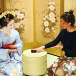 Meet, Speak and Play with Maiko Entertainers in Kyoto