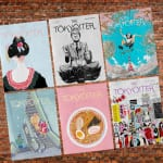 The Tōkyōiter: Art Project Celebrates Tokyo With Illustrated Magazine Covers