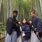 Take a Samurai Tour in the Atmosphere of Old Japan