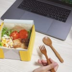 In the Fold: Introducing the Origami Lunch Box