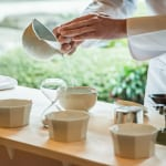 Pop-Up Cafe in Roppongi Offers Ureshino Tea from Saga