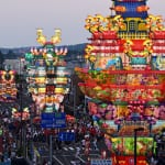 "Explore Noshiro, Akita's ""Wood Capital"" and Home to an Enthralling Summer Festival"