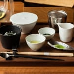 Intersect by Lexus Serves Up High-Quality Gyokuro Green Tea
