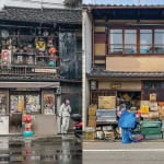 How One Photographer Is Putting Kyoto's Small Buildings on the Map