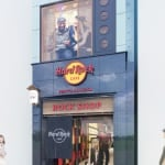 Hard Rock Cafe Asakusa Rock Shop Opens in March