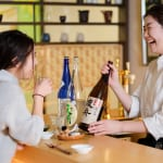 Sake Bar Kurayoshi Yurakucho Offers Female-Friendly Atmosphere