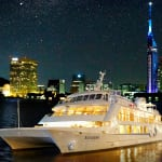 Take a Fukuoka Cruise to See City Sights While Enjoying Delicious Dining