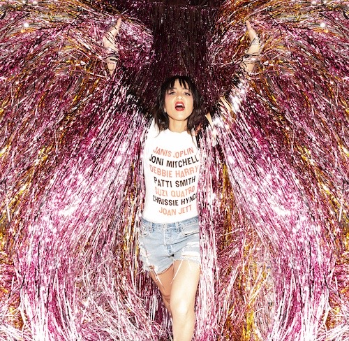 Rock star KT Tunstall is coming to Shibuya