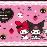 Sanrio's Kuromi And My Melody Take Over The EGG&SPUMA Cafe