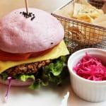 Nothing Says Spring in Tokyo Like Vegan Sakura Burgers