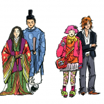 Japanese Fashion Through the Eras: From Heian to Heisei