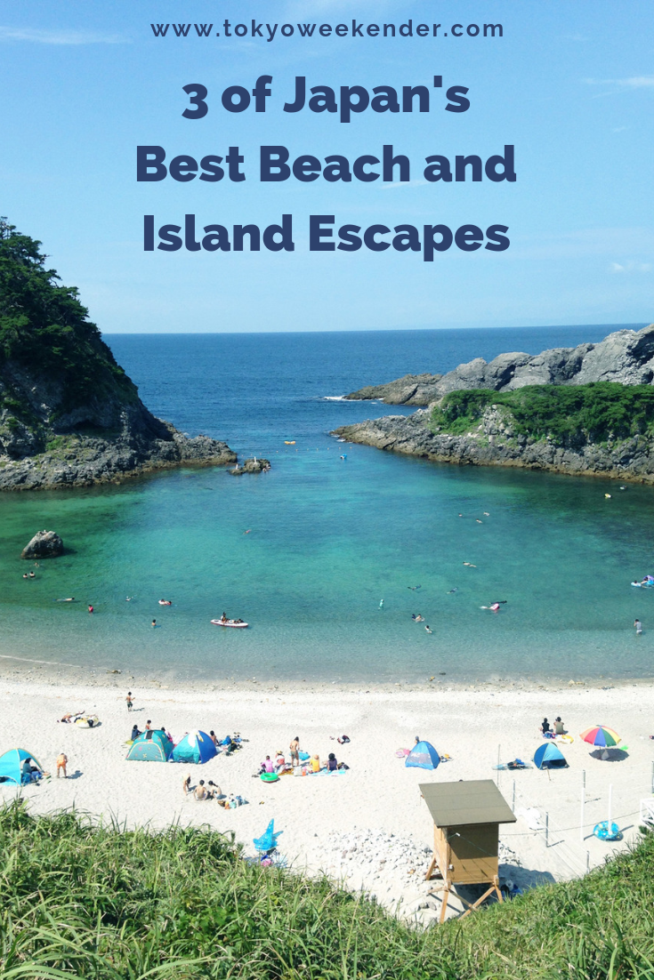 Three of the Best Island and Beach Escapes in Japan | Tokyo