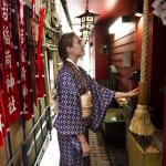 Ginza Iseyoshi Puts an Innovative Spin on Traditional Kimono