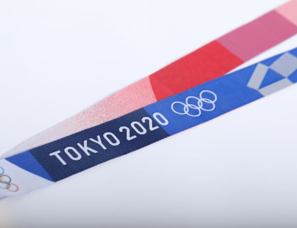 The Tokyo 2020 Olympics victory ribbon Tokyo Weekender