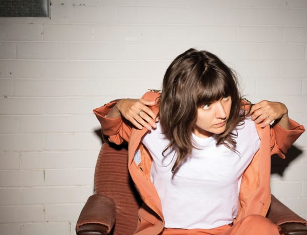 Australian DIY rocker Courtney Barnett will appear at Fuji Rock Festival