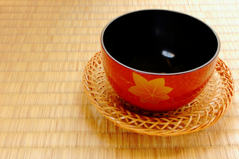 Japanese Urushi Lacquerware is Traditional Art Form