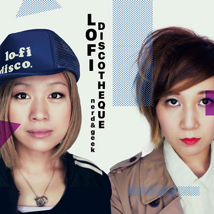 The Japanese band lo-fi discotheque