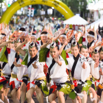 """We Are the Punk Group of Awa Odori"": Kasumiren Puts a Twist on Japan's Traditional Bon Dance"